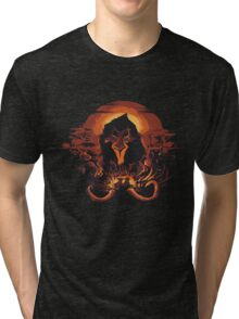 Scar Lion King Tri-blend T-Shirt