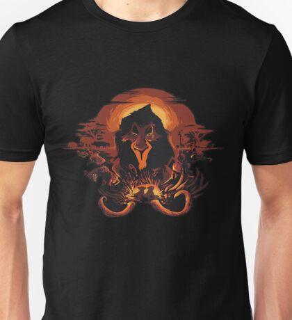 Scar Lion King Unisex T-Shirt
