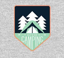 Let's Go Camping Zipped Hoodie