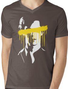 Shirtlock Mens V-Neck T-Shirt