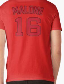 malone no 16 Mens V-Neck T-Shirt