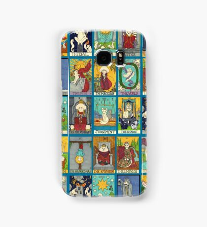 Tarot Deck Samsung Galaxy Case/Skin
