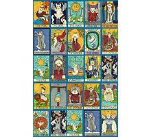 Tarot Deck Photographic Print