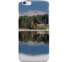 Reflections on Mirror Lake iPhone Case/Skin