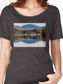 Reflections on Mirror Lake Women's Relaxed Fit T-Shirt