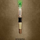 Doctor who - Geronimo - sonic screwdriver by KarmaOrange