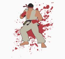 Ryu - Super Smash Bros by PrincessCatanna