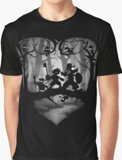 Shadow Fight Graphic T-Shirt