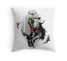 Shadow Fight 2 Throw Pillow