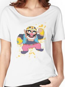 Wario - Super Smash Bros Women's Relaxed Fit T-Shirt