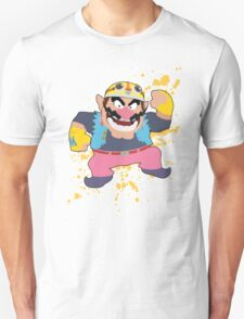 Wario - Super Smash Bros T-Shirt