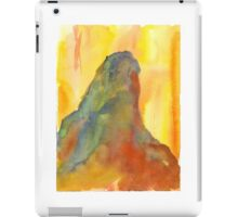 Fantasy Orange Landscape  iPad Case/Skin