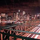 NYC: Brooklyn Nights by Nina Papiorek