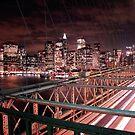 NYC: Brooklyn Nights by Nina Papiorek