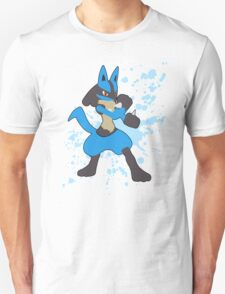 Lucario - Super Smash Bros T-Shirt