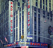 NYC: Radio City Music Hall by Nina Papiorek