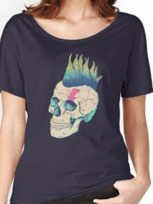 Skull Punk Women's Relaxed Fit T-Shirt