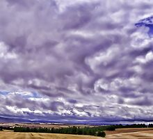 Big Spanish Sky by Don Schwartz