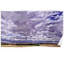 Big Spanish Sky Poster