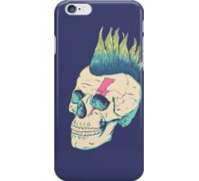 Skull Punk iPhone Case/Skin