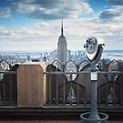 NYC View by Nina Papiorek