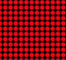 Red Squares by haymelter