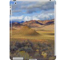 Pyramid Mining District II iPad Case/Skin