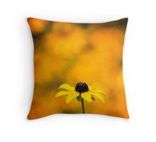 """""""the world is on fire, and it's more than I can handle"""" Throw Pillow"""