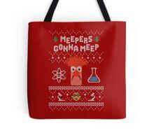 Meepers Gonna Meep - Ugly Christmas Tote Bag