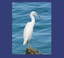 Little Blue Heron (Juvenile) Unisex T-Shirt