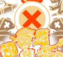Mission Start! Sticker