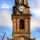 The Town Hall in Berwick-upon-Tweed by Tom Gomez