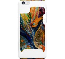 "iPhone skin 3 based on my original artwork ""Longing for Chagall"" iPhone Case/Skin"