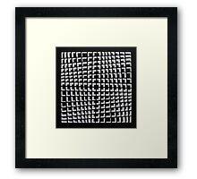 Eclipse - variant 01 Framed Print