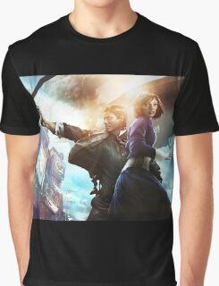 Bioshock infinite gun Graphic T-Shirt