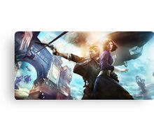 Bioshock infinite gun Canvas Print