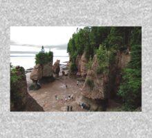 Hopewell Rocks One Piece - Short Sleeve