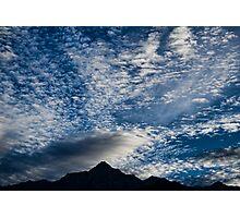 Himalayan Skies Photographic Print