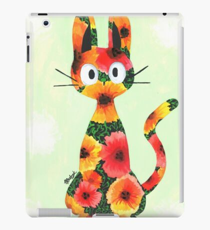 Spring Kitten iPad Case/Skin