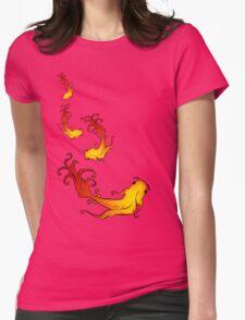 koi ballet Womens Fitted T-Shirt