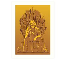 Game of Jones Art Print