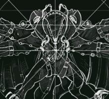 Bioshock Infinite Vetrubian Sticker