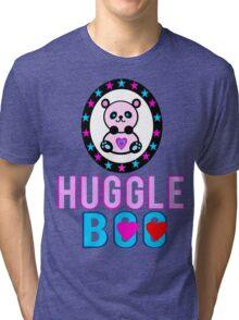 ♥ټSuper Cute Panda Huggle-Boo Clothes/Stickersټ♥ Tri-blend T-Shirt