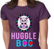 ♥ټSuper Cute Panda Huggle-Boo Clothes/Stickersټ♥ Womens Fitted T-Shirt