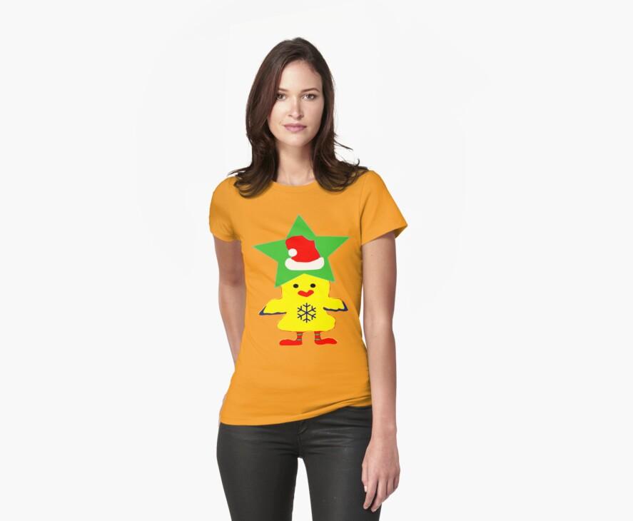 ★㋡ټHipHop Santa Chicken Fantabulous Clothing & Stickersټ㋡★ by Fantabulous