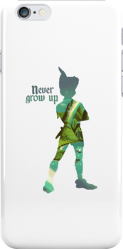 Never Grow Up - Neverland by MargaHG