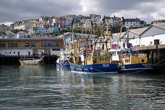 Brixham Trawlers by Country  Pursuits