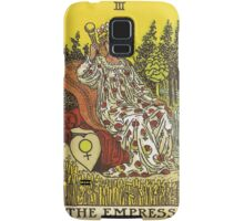 Tarot Card - The Empress Samsung Galaxy Case/Skin