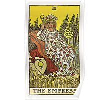 Tarot Card - The Empress Poster