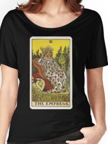 Tarot Card - The Empress Women's Relaxed Fit T-Shirt